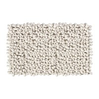 Aquanova Rocca Bath Mat Ivory Cream