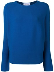 Christian Wijnants Classic Knit Sweater Blue