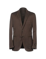 Belvest Blazers Dark Brown