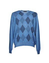 Bramante Sweaters Blue