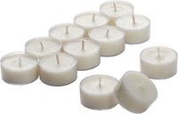 Cb2 Set Of 12 Citronella Tea Light Candles