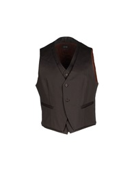 Gazzarrini Vests Steel Grey
