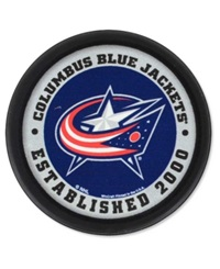 Wincraft Columbus Blue Jackets Flat Team Puck