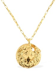 Alighieri The Lion Of The Night Necklace Gold