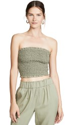 Ramy Brook Max Top Sage