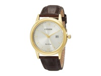 Citizen Aw1232 04A Men's Straps Gold Tone Stainless Steel Watches