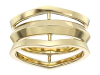 Michael Kors Tone Open Ring Gold Ring