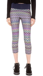 Prismsport Capri Leggings Multi