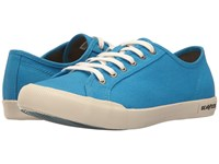 Seavees 06 67 Monterey Standard Cabana Blue Women's Shoes