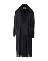 5Preview Overcoats Black