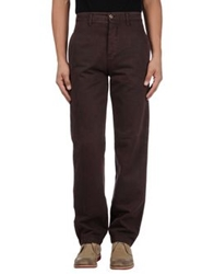 Lee Casual Pants Dark Brown