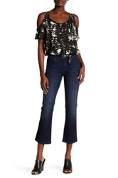 Kut From The Kloth Reese Cropped Flare Jean Blue