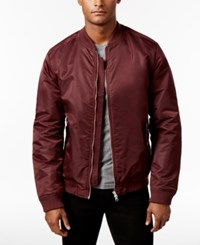 Wesc Men's Rush Padded Jacket Prune