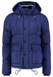 Gaastra Merchant Down Jacket Navy Dark Blue