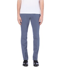 Reiss Straight Leg Chinos Airforce Blue