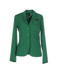 Blauer Suits And Jackets Blazers Women Green