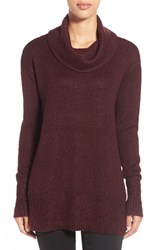 Women's Rd Style Cowl Neck Sweater Port Twist