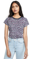 Goldie Cheetah Classic Tee Orchid Iron