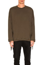 Stampd Glass Chains Crew Brown