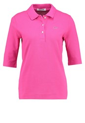 Lacoste Polo Shirt Pink
