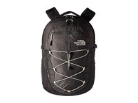The North Face Women's Borealis Asphalt Grey Dark Heather Subtle Green Backpack Bags Gray