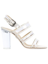 Ritch Erani Nyfc 'Adler' Sandals Nude And Neutrals