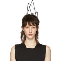 Rick Owens Black 5 Crown