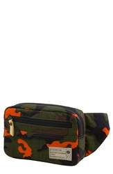Hex Aspect Collection Water Resistant Waist Pack Green Green Camo
