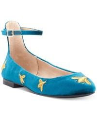 Inc International Concepts Fayena Flats Created For Macy's Women's Shoes Jade