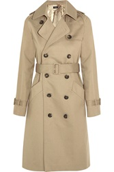 A.P.C. Vendee Cotton Twill Trench Coat