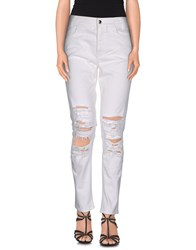 Aries Jeans White