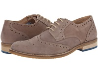 Lotus Sandford Tan Leather Men's Lace Up Wing Tip Shoes