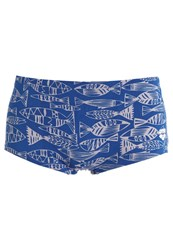 Arena Fisk Swimming Shorts Deep Sea Frost Grey
