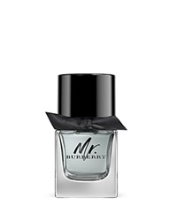 Burberry Mr. Eau De Toilette 1.6 Oz. No Color