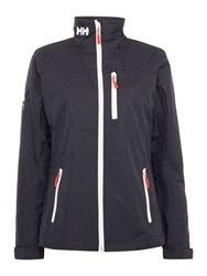 Helly Hansen Crew Midlayer Jacket Navy