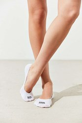 Vans Girly No Show Liner Sock Black And White