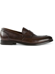 Henderson Fusion Loafer Shoe Brown