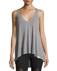 Vimmia Serenity Performance Tank Top Light Gray