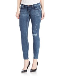 Dittos Selena Skinny Denim Leggings Blue