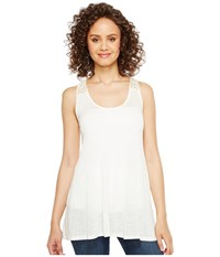 Rock And Roll Cowgirl Tank Top 49 2133 White Women's Sleeveless