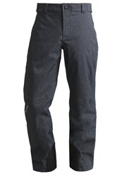 Ziener Teuvo Waterproof Trousers Denim Black