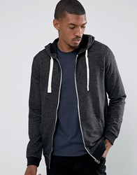 Esprit Zip Through Sweatshirt Black 001