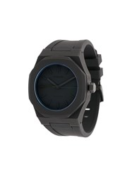 D1 Milano Polycarbon 40.5 Mm Watch Black