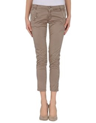 Jeordie's Casual Pants Military Green