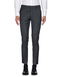 Hamptons Casual Pants Steel Grey