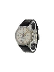 Zenith 'Captain Winsor' Analog Watch Stainless Steel