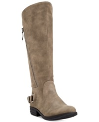 American Rag Asher Tall Shaft Boots Only At Macy's Women's Shoes Grey