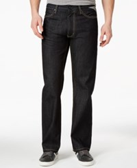 Sean John Hamilton Deco Flap Relaxed Fit Jeans