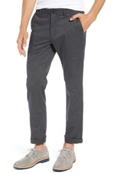 Bonobos Tailored Fit Stretch Washed Chinos Charcoal Heather