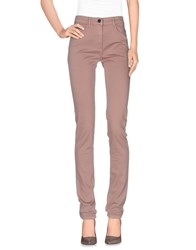 T By Alexander Wang Trousers Casual Trousers Women Light Brown